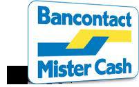 Wij aanvaarden bankcontact